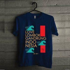 Kaos Lombok Kode 38